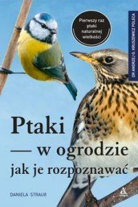 Ptaki w ogrodzie 201x300 - Ptaki w ogrodzie Jak je rozpoznawać Daniela Strauss