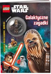 Galaktyczne zagadki - LEGO Star Wars Galaktyczne zagadki