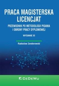 Praca magisterska licencjat 207x300 - Praca magisterska Licencjat Radosław Zenderowski