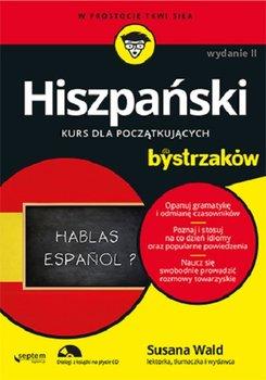 Hiszpanski dla bystrzakow - Hiszpański dla bystrzakówSusana Wald