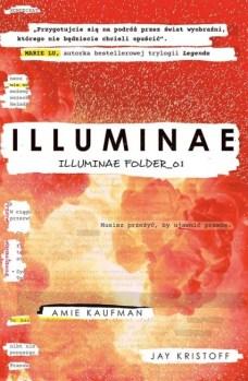 Illuminae - Illuminae Illuminae Folder_01Amie Kaufman Jay Kristoff