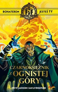 Czarnoksieznik z Ognistej Gory - Czarnoksiężnik z Ognistej GóryJackson Steve Livingstone Ian