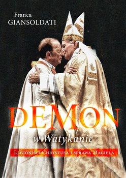 Demon w Watykanie - Demon w WatykanieFranca Giansoldati