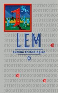 Summa technologiae - Summa technologiaeStanisław Lem
