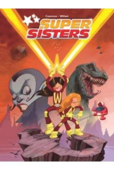 Supersisters - SupersistersChristophe Cazenove William Maury