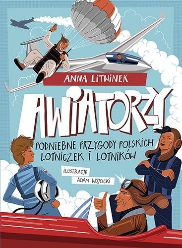 Awiatorzy - Awiatorzy Anna Litwinek