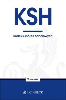 KSH. Kodeks spolek handlowych - KSH Kodeks spółek handlowych