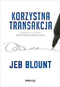 Korzystna transakcja - Korzystna transakcjaJeb Blount