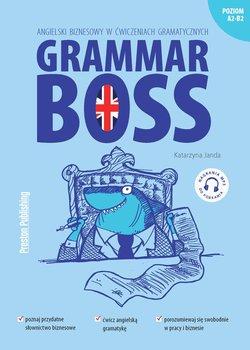 Grammar Boss - Grammar Boss Angielski biznesowy w ćwiczeniach gramatycznychKatarzyna Janda
