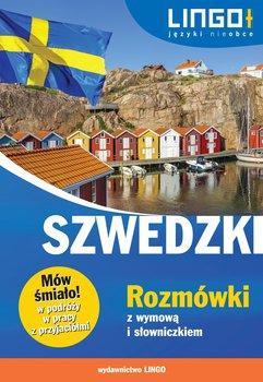Szwedzki - Szwedzki Rozmówki z wymową i słowniczkiem PaulinaWróbel