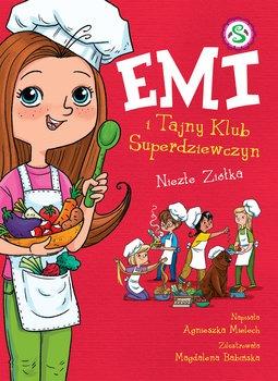 Emi i Tajny Klub Superdziewczyn - Niezłe ziółka Emi i Tajny Klub Superdziewczyn Tom 12Agnieszka Mielech