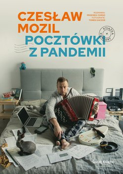 Czeslaw Mozil - Czesław Mozil Pocztówki z pandemiiCzesław Mozil