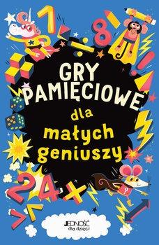 Gry pamieciowe dla malych geniuszy - Gry pamięciowe dla małych geniuszyGareth Moore