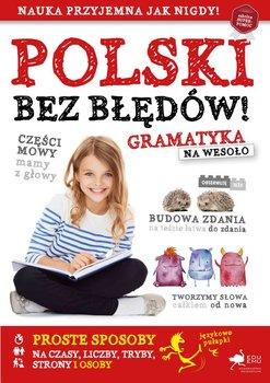 Polski bez bledow - Polski bez błędów Gramatyka na wesoło