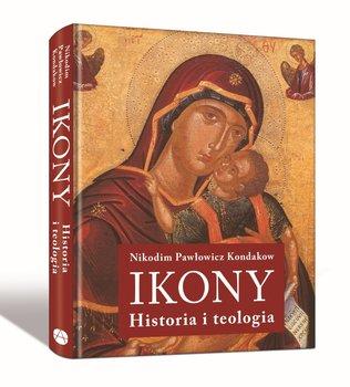 Ikony - Ikony Historia i teologiaKondakow Pawłowicz Nikodim