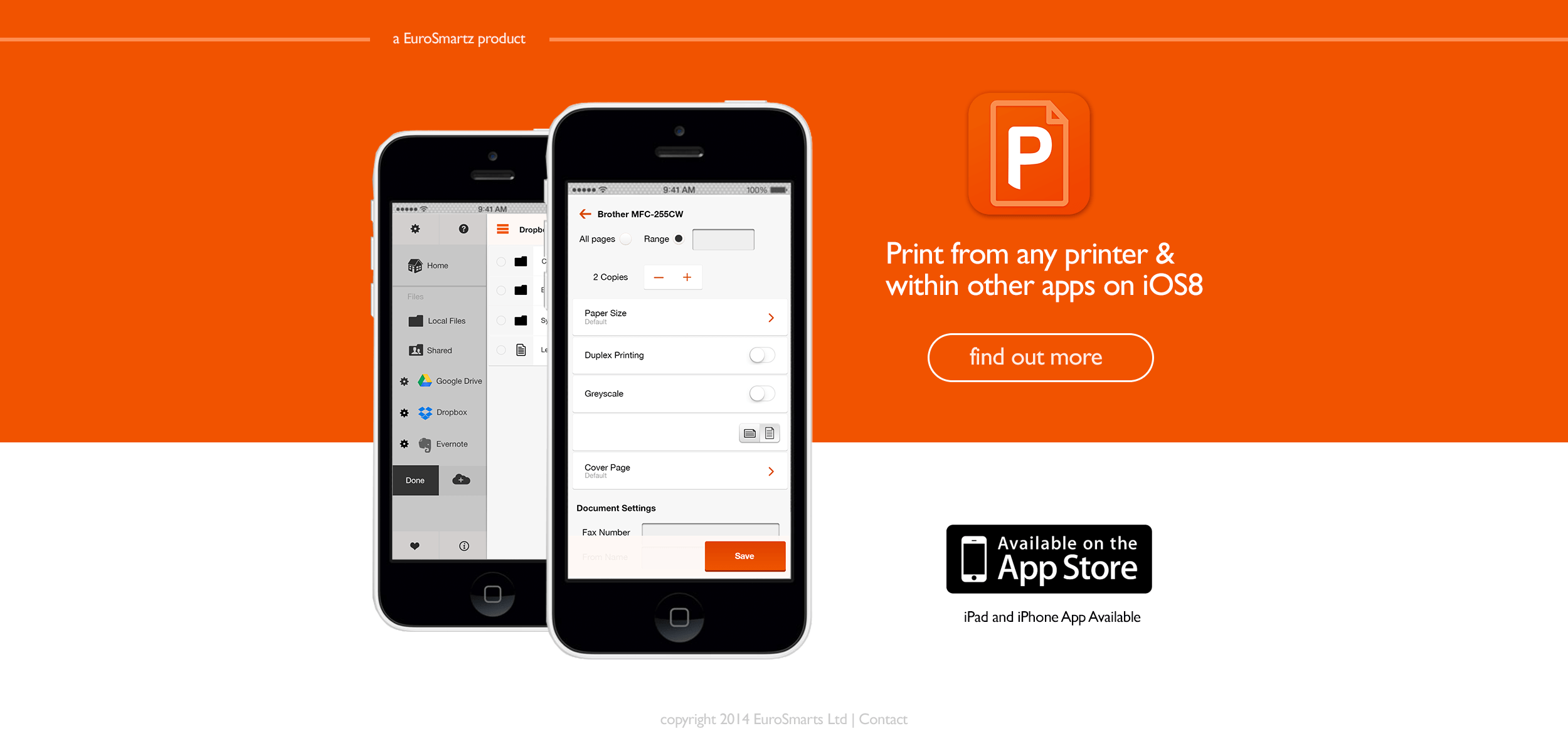 Ui Designer for Print it app.