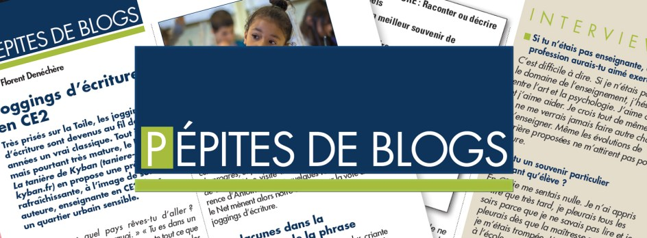 Pépites de blogs