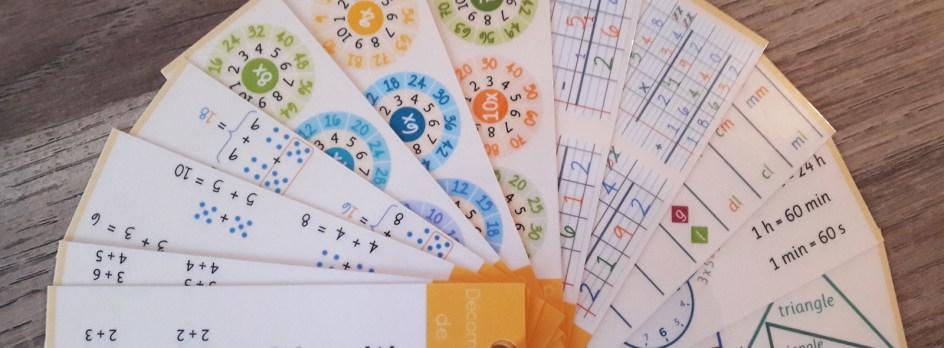 1662cb5edeb3b7 Après mon mémo porte-clés en français, voici un aide-mémoire en  mathématiques sous le même format. On a besoin de tant de choses, en  mathématiques.