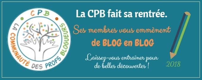 CPB - action de rentrée - 2018
