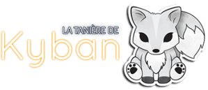 Le logo de la tanière de Kyban