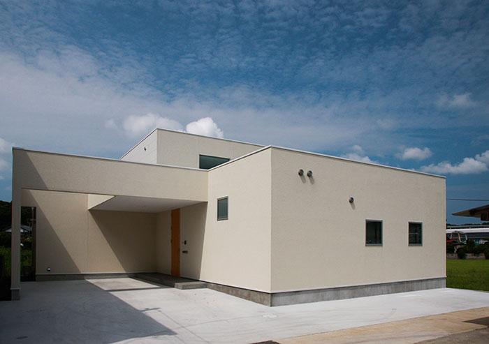 樋ノ口の家