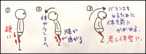 転倒骨折・寝たきり状態を予防するには「前屈」が1番!