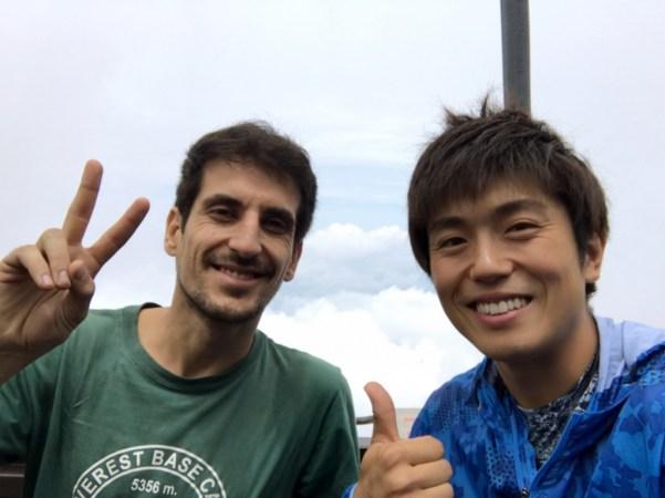 日本1の山、富士山に登頂しました!