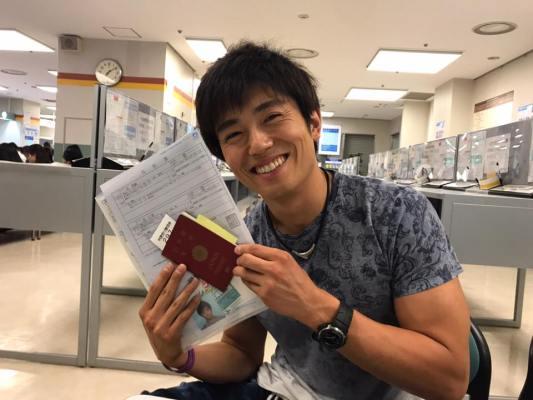パスポート更新事件!最高のネタになりました!