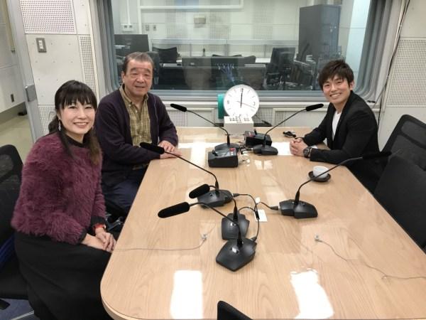 RNC西日本放送ラジオに「ペタッと前屈!」出演しました。
