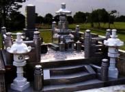 ■関東型高級墓石