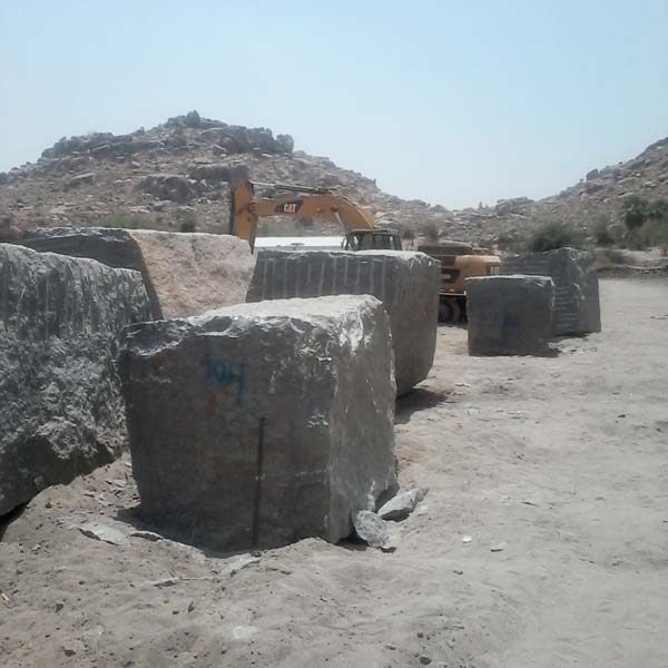 GRANITE MECHINES