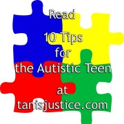 10 Tips for the Autistic Teen