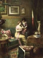 Henri Adrien Tanoux (French painter) 1865 - 1923