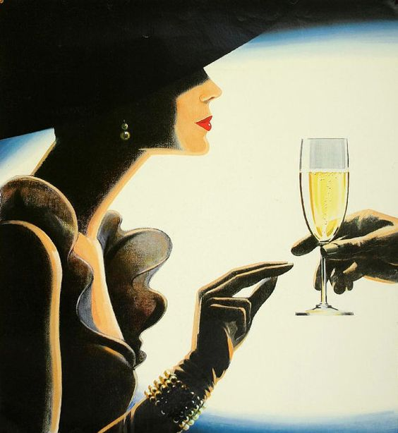 To Champagne or Not To Champagne, that's the question