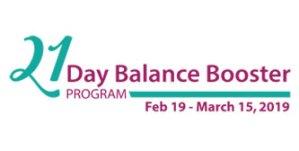 2019 Balance Booster
