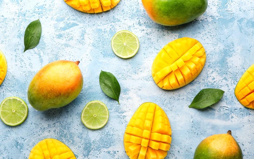 Refreshing Mango Lime Popsicles