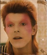 bowie semi makeup face mag