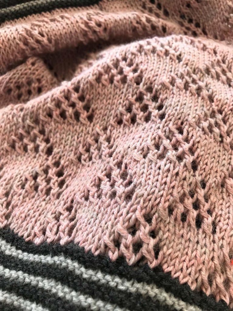 Der neue Knit-A-Long: Bel Air, der 3. Anleitungsteil