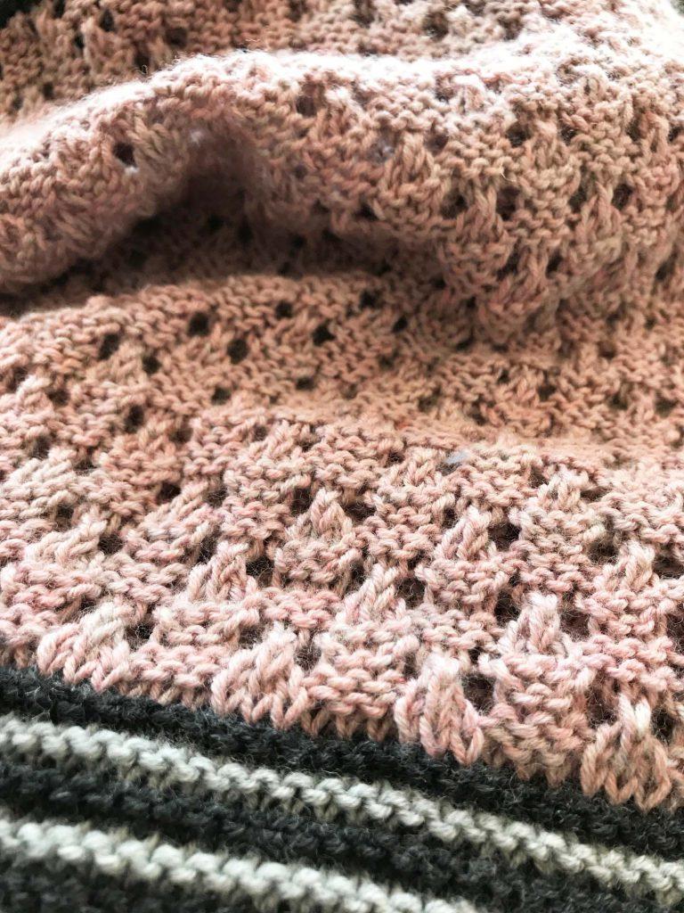 Der neue Knit-A-Long: Bel Air, der 4. Anleitungsteil