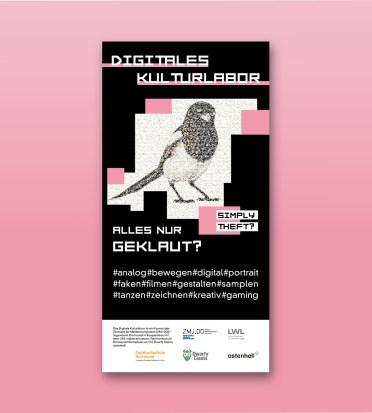 """Digitales Kulturlabor - """"Alles nur geklaut?"""" (LWL)"""