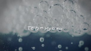 Opening Title Animation for TEDxKyoto 2012 talks
