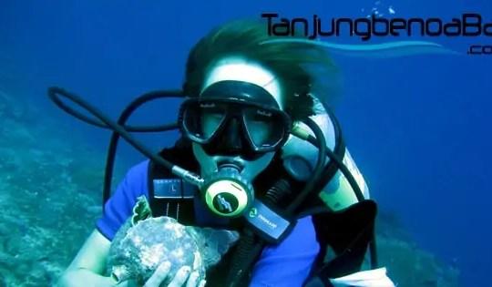 Scuba Diving Tanjung Benoa Bali