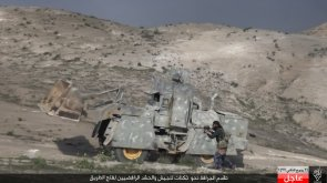 Armored front loader (2)