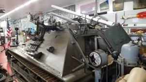 M51 Ontos (rear)
