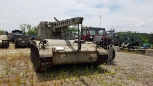 M-578 Recovery Vehicle