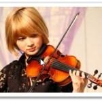 XperiaのCMのバイオリニスト女性は誰?彼氏はいるの?