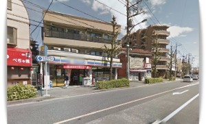 狛江市コンビニ