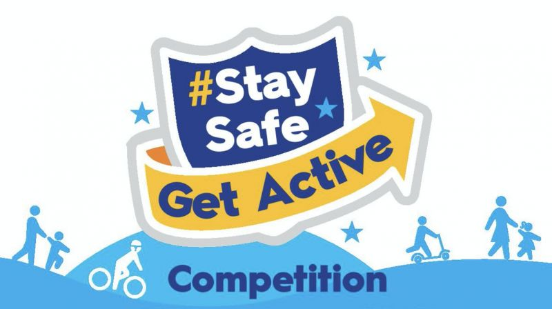 #Stay Safe Get Active
