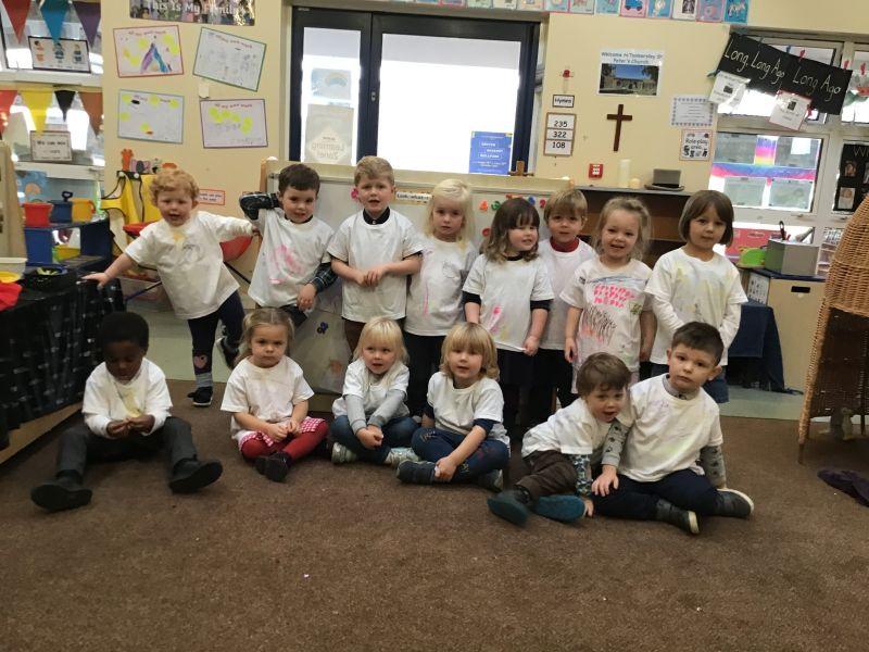 Anti-Bullying Week in Nursery