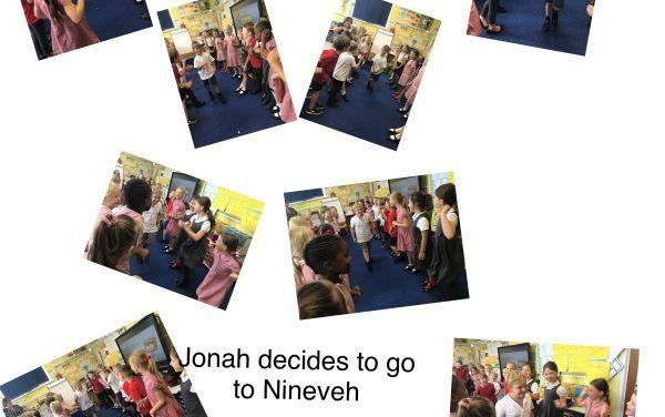 Helping Jonah…